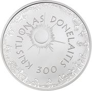 50 litų (300th anniversary of the birth of Kristijonas Donelaitis) – revers