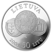 50 litų (150th anniversary of the National Museum of Lithuania) – avers