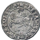 Grosz litewski - Sigismond II Auguste (différent lituanien - 3e type) – revers