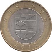 2 litai (Neringa) – revers