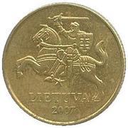 20 centų -  avers