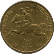 50 centų – avers