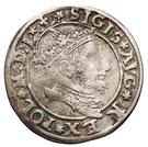 Grosz litewski - Sigismond II Auguste (différent lituanien - 2e type) – avers