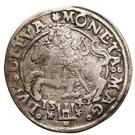 Grosz litewski - Sigismond II Auguste (différent lituanien - 2e type) – revers