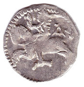 penny, undated (1495-1506) – avers