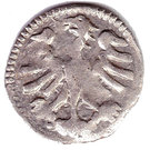 penny, undated (1495-1506) – revers