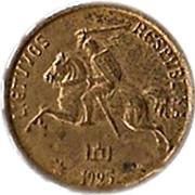 5 centai – avers