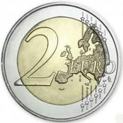 2 euros Samogitie – revers