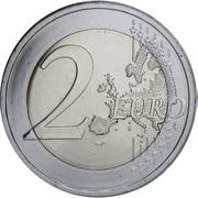 2 euros Sutartinė -  revers