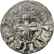 1 lübische Wennemar von Brüggeneye (Reval; croix creuse) – avers
