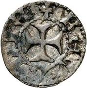 1 lübische Wennemar von Brüggeneye (Reval; croix creuse) – revers