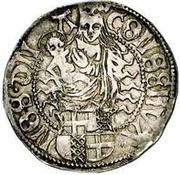 1 ferding Wolter von Plettenberg (Reval; haut bosselé; enfant à gauche) – avers