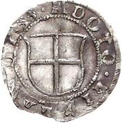 1 schilling Heinrich von Galen (Wenden) – revers