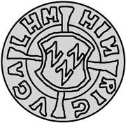 1 schilling Heinrich von Galen (Riga; haut lisse) – avers