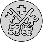 1 pfennig Gotthard Kettler (Riga) – revers