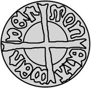 1 pfennig Wolter von Plettenberg (Wenden) – revers