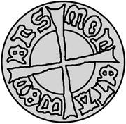 1 pfennig Freytag von Loringhoven (Wenden) – revers