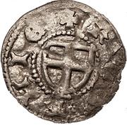 1 pfennig Zisse von Rutenberg (Reval) – avers