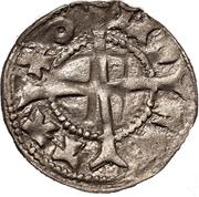1 pfennig Zisse von Rutenberg (Reval) – revers