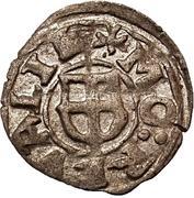 1 pfennig Heinrich von Galen (Reval) – avers