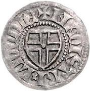 1 artig Anonyme (Reval; croix creuse) – avers