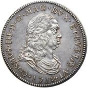1 tollero - Cosimo III – avers