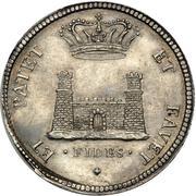 1 tollero - Cosimo III -  avers