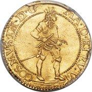 1 ongaro - Cosimo III – avers