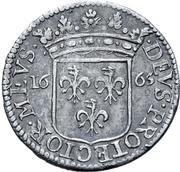 Luigino - Giovanni Andrea III Doria – revers