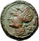 Bronze Æ20 – avers