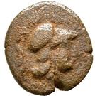 Bronze Æ13 (Lokris Opuntii) – avers