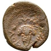 Bronze Æ13 (Lokris Opuntii) – revers