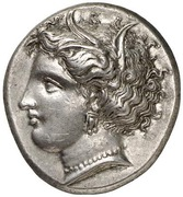 Stater – avers
