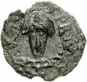 1 follis Aistolf (Ravenne) – avers