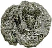 1 follis Aistolf (Ravenne) – revers