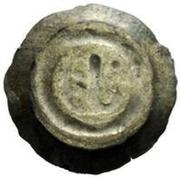 ½ silique Perctarith (pièce posthume; monogramme épais) – revers