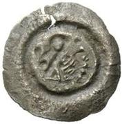 ½ silique Perctarith (douze points) – avers