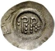 ½ silique Perctarith (quatorze points) -  revers