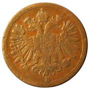 5/10 soldo - Franz Joseph I – avers