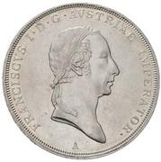 1 scudo Nuovo - François I – avers
