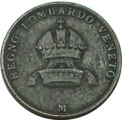 5 centesimi Ferdinand I – avers