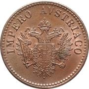 15 centesimi - Franz Joseph I – avers