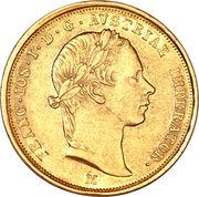 ½ sovrano - Franz II – avers