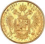 ½ sovrano - Franz II – revers