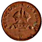1 centesimo - Ferdinand I – avers