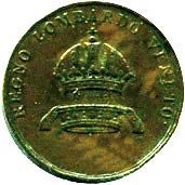 3 centesimi - Franz Joseph I – avers