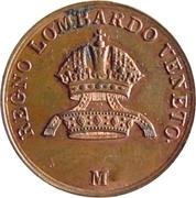 1 centesimo - Franz Joseph I – avers