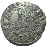 Double Denier Ferri IV (1312-1328) – avers