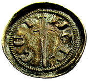 Denier - Ferri IV  (1312-1328) – revers