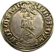 Gros Jean I  1348-1389 – avers